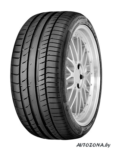 Continental ContiSportContact 5 SUV 255/50R19 103W (run-flat)